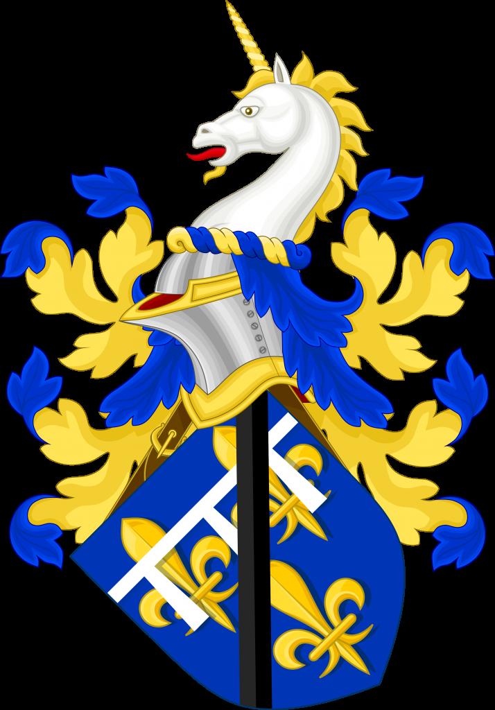 Blason de Jean de Dunois