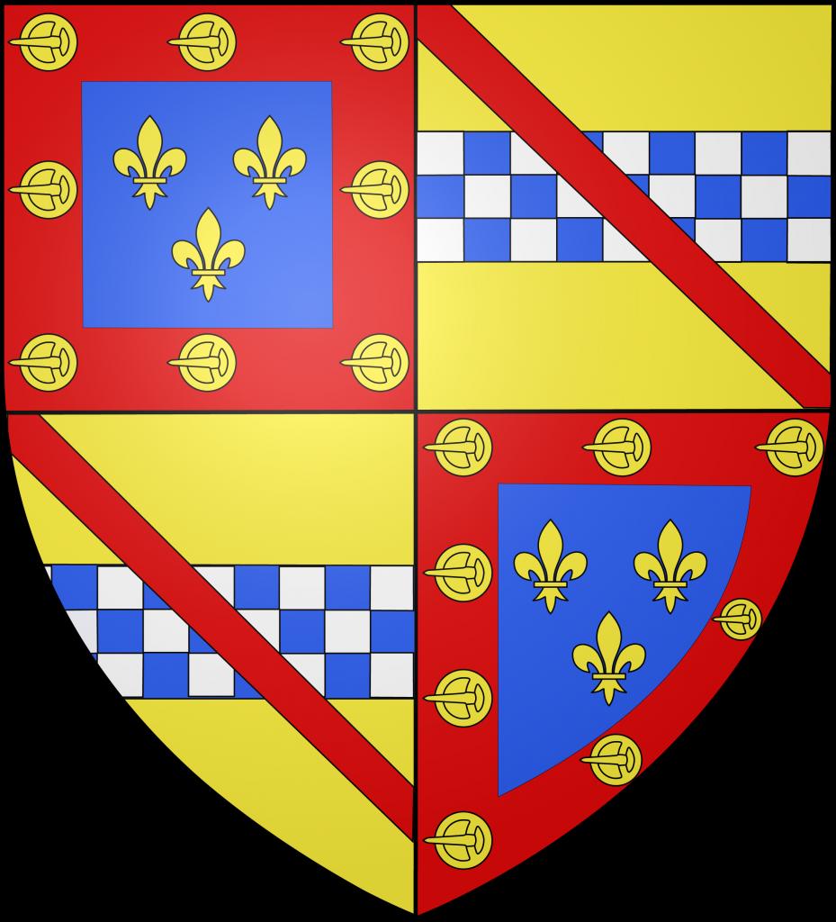 Blason de John Stuart of Darnley