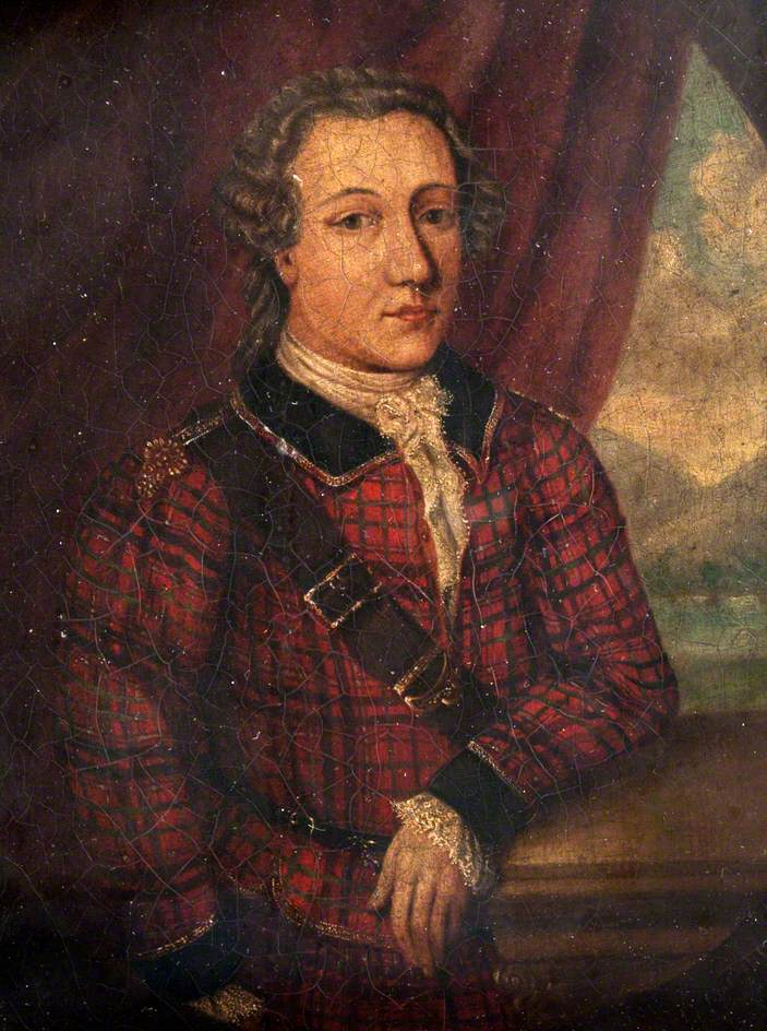 Donald Cameron Lochiel (c) West Highland Museum; Supplied by The Public Catalogue Foundation