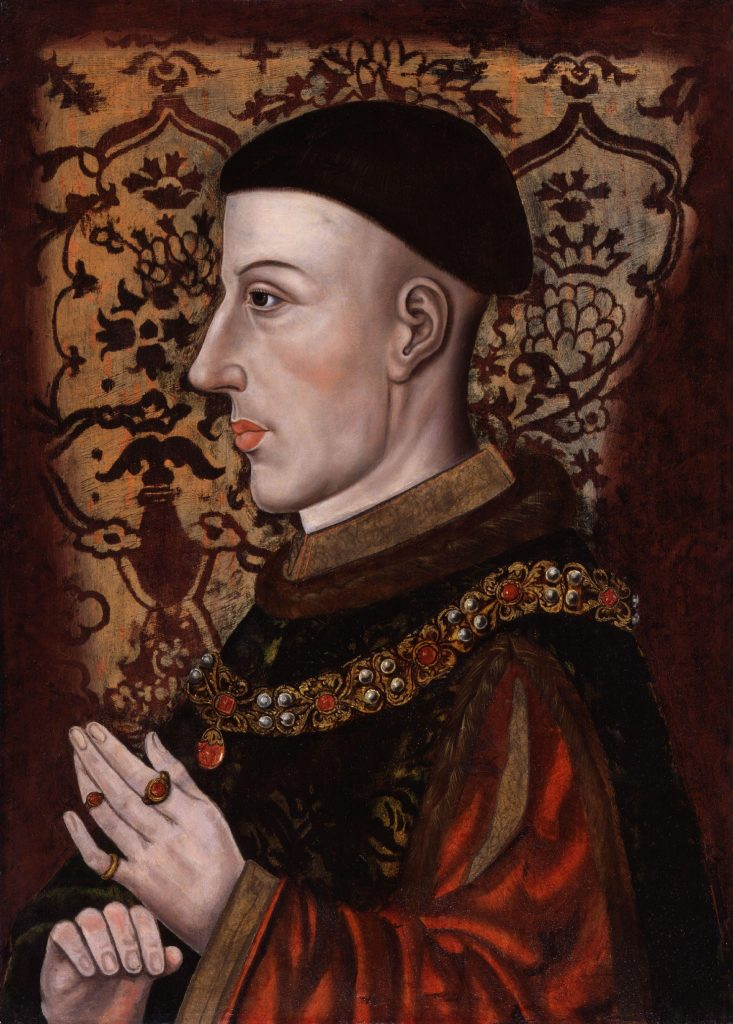 Henri V, roi d'Angleterre (artiste inconnu)