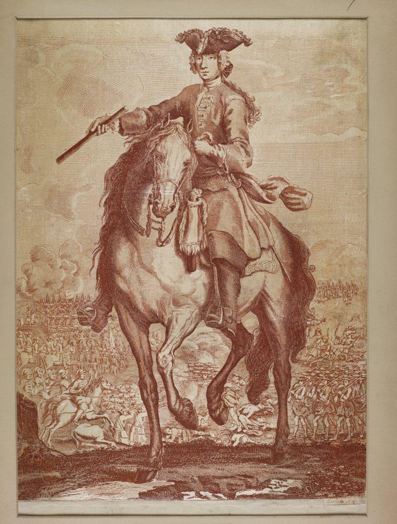 Charles Edouard Stuart, auteur inconnu, XVIIIe siècle