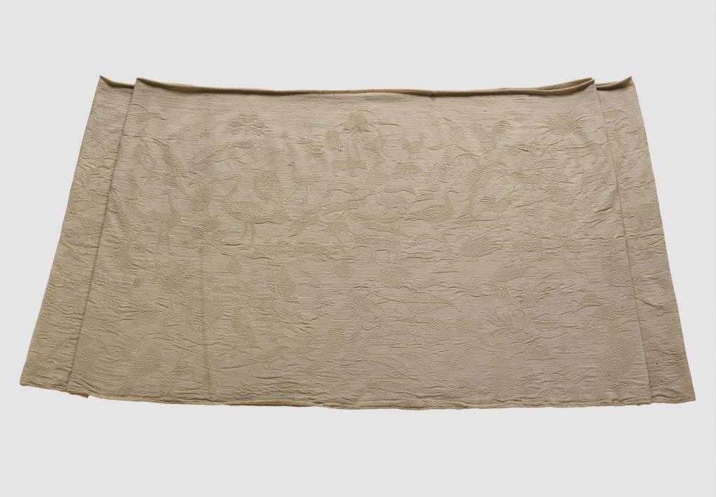 petticoat 1700-1750 Victoria and Albert museum de Londres