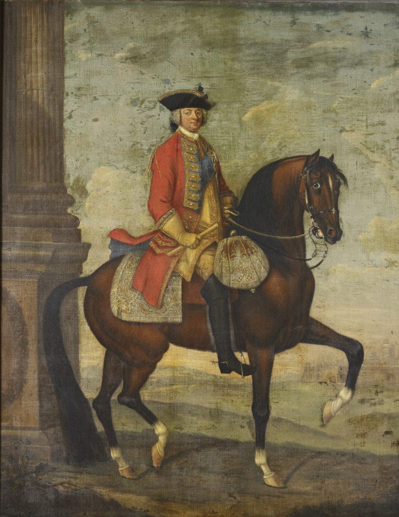 Duke of Cumberland, David Morier, après 1743, royal collection trust